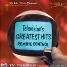 Television's Greatest Hits Vol. 6 Remote Control CD 1996 TVT 65 tracks used mint