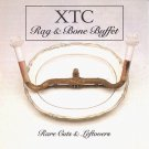 xtc - rag & bone buffet CD 1990 virgin geffen 24 tracks used mint