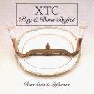 xtc - rag & bone buffet CD 1990 virgin geffen 24 tracks used mint