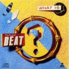 english beat - what is beat CD 1983 I.R.S. 1994 A&M used mint