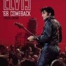 elvis presley - elvis '68 comeback DVD 2006 RCA BMG used mint