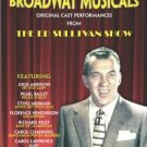 Best of Broadway Musicals - Original Cast Performances - Ed Sullivan Show DVD 2003 goodtimes sofa