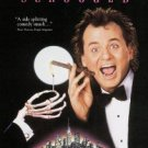 scrooged - bill murray DVD 1999 paramount used mint
