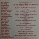 29 hit christmas recordings - various artists CD 1990 st. nicholas music used mint