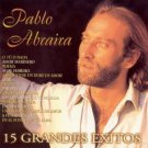 pablo abraira - 15 grandes exitos CD 1997 sony latin globo used mint