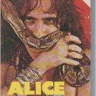 alice cooper by steve demorest - a circus megazine book 1974 popular library paperback used