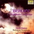 berlioz - symphonie fantastique + roman carnival + les francs-juges overtures - david zinman CD