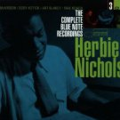 herbie nichols - complete blue note recordings CD 3-disc box 1997 capitol new factory sealed