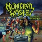 municipal waste - the art of partying CD 2007 earache 17 tracks used mint