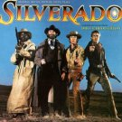 silverado - original motion picture soundtrack - bruce broughton CD 1992 intrada columbia used