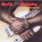 "matt ""guitar"" murphy - way down south CD 1990 antoine's records 10 tracks used mint"