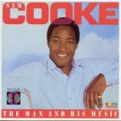 sam cooke - the man and his music CD 1986 RCA 28 tracks used mint