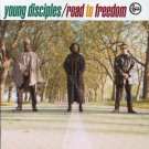 young disciples - road to freedom CD 1991 phonogram london 10 tracks used mint