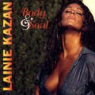 lainie kazan - body & soul CD 1995 music masters 12 tracks used