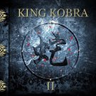 king kobra - II CD 2013 frontiers rubicon 13 tracks used mint