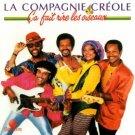 la compagnie creole - ca fait rire les oiseaux CD 1986 saisons canada 9 tracks used mint