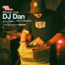DJ Dan - Mixed Live Ruby Skye, San Francisco CD + DVD 5.1 Surround Sound 2003 moonshine used mint