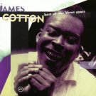 james cotton - best of the verve years CD 1995 verve polygram 20 tracks used mint
