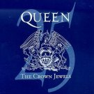 queen - crown jewels CD 8-disc boxset with booklet 1998 hollywood used