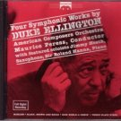 duke ellington - four symphonic works by duke ellington CD 1989 musicmasters BMG Direct 4 tracks