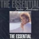 julie andrews - the essential CD red x 13 tracks used mint