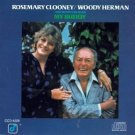rosemary clooney + woody herman - my buddy CD 1983 concord jazz 8 tracks used mint