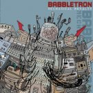 babbletron - mechanical royalty CD 2003 embedded used mint