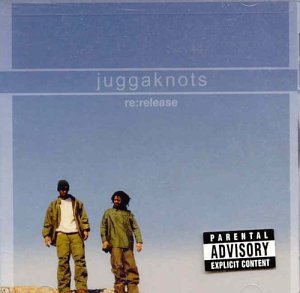 juggaknots - re:release CD 2002 matic third earth 20 tracks used mint