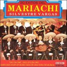 silvestre vargas - 20 exitos del mariachi CD orfeon made in canada 20 tracks used mint