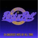 EMI legends of rock n roll series - 24 greatest hits of all time CD 1991 BMG Direct
