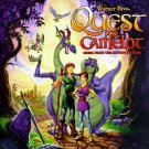 quest for camelot - music from the motion picture CD 1998 atlantic used mint