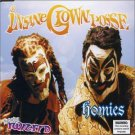 insane clown posse - homies CD single 2002 psychopathic shock 5 tracks used mint
