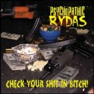 psychopathic rydas - check your sh*t in b*tch CD 2004 joe & joey psychopathic used mint