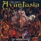tobias sammet's avantasia - the metal opera CD 2001 AFM records 13 tracks used mint