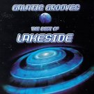 galactic grooves - best of lakeside CD 1998 right stuff 17 tracks used mint