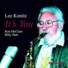 lee konitz ron mcclure & billy hart - it's you CD 1996 steeplechase denmark used mint