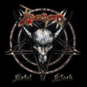 venom - metal black CD 2006 sanctuary BMG Direct 14 tracks used mint