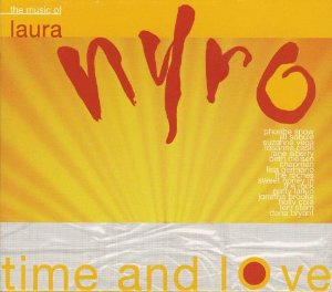 music of laura nyro - time and love - various artists CD 1997 astor place 14 tracks used