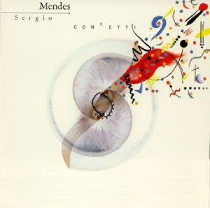 sergio mendes - confetti CD 1984 A&M 9 tracks used mint