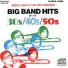 enoch light & the light brigade - big band hits of the 30s 40s 50s CD 1985 project 3 used