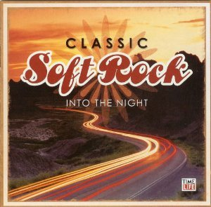 classic soft rock - into the night CD 2-discs 2006 time life 30 tracks used mint