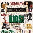 celebrate broadway volume seven - kids! CD 1995 RCA 14 tracks used int