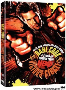 dane cook - vicious circle DVD 2-discs 2006 HBO new