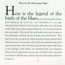 blues in the mississippi night - memphis slim, big bill broonzy & sonny boy williamson CD rykodisc