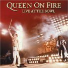 queen on fire live at the bowl CD 2-discs 2004 hollywood 25 tracks used mint