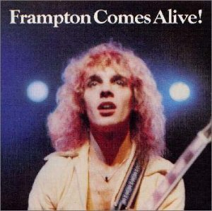 peter frampton - frampton comes alive! deluxe edition HDCD 2-discs 2001 A&M 18 tracks used mint