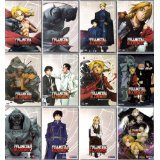 Fullmetal Alchemist Volume 1-13 + Movie Conqueror of Shamballa DVD 14-disc set funimation used