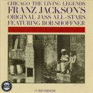franz jackson's original jass all-stars featuring bob shoffner CD 1993 riverside used