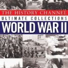 history channel ultimate collections - world war II DVD 2006 A&E used mint