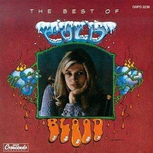 cold blood - best of cold blood CD 1995 gnp crescendo 14 tracks used mint